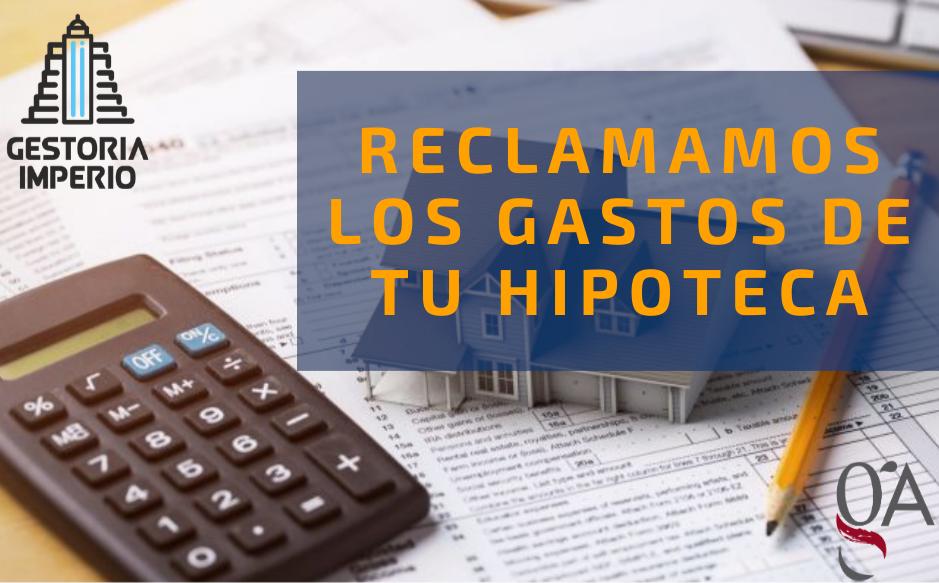 Devolución de las cantidades abonadas por los gastos de hipotecas anteriores a junio de 2019.